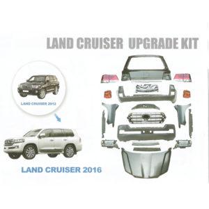 Land cruiser 2008-2015 upgrade to 2016