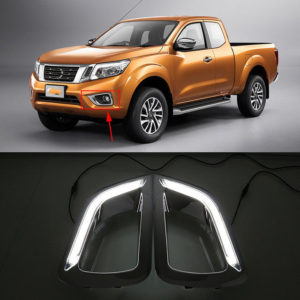 Navara 2014 NP300 Daytime Running Light