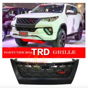Fortuner 2016 TRD Grille
