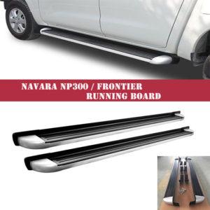 NAVARA NP300 FRONTIER RUNNING BOARD