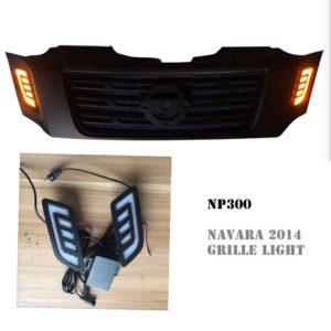 NAVARA NP300 LED GRILLE LIGHT