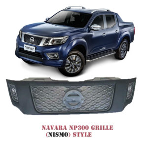 NISSAN NAVARA NP300 2014 FRONT GRILLE (NISMO) STYLE