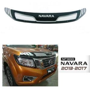 Navara Np300 bonnet guard big