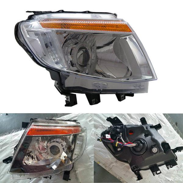 Ford Ranger T6 12-14 Projector Angle Eye Head Lamp Light