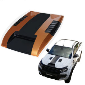 RAPTOR BONNET SCOOP COVER FOR FORD RANGER 2015-CURRENT