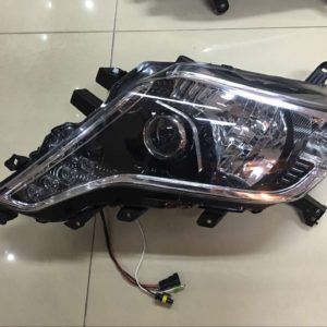 PRADO 2014 head light with OAFS