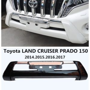 Toyota LANDCRUISER PRADO FJ150 2014 Front BUMPER GUARD