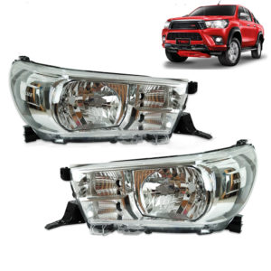 Genuine head light for toyota hilux revo sr5