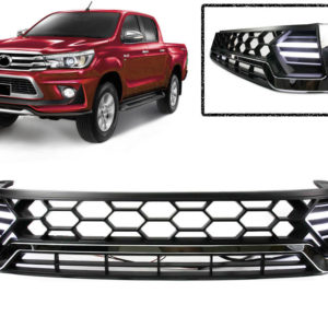 LED Grille For Hilux Revo M80 M70 SR5