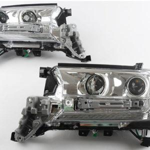 Head LED Light Turn Lamp Sets for Toyota Land Cruiser LC200 2016