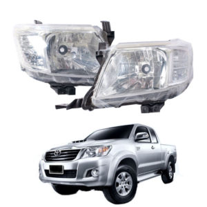 Hilux Vigo Champ SR5 MK7 2011 – 2014 Head Light Lamp