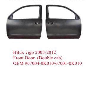 Hilux vigo 2005-2012 front door (Double cab)