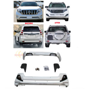 Prado 2014 body kit with led