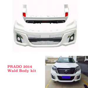 Prado 2014 wald body kit