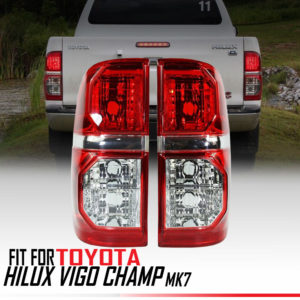 Hilux Vigo Champ SR5 MK7 12-114 Tail Light