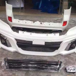 Prado 2014 WALD STYLE body kit