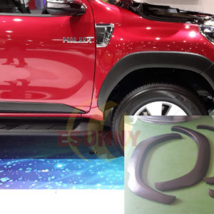 fender flare o1 for Hilux Revo