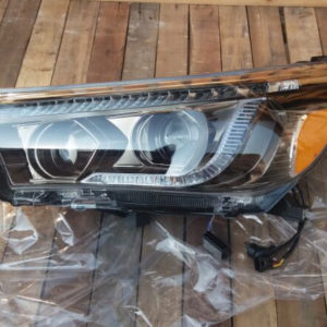 modify head lamp for toyota hilux revo