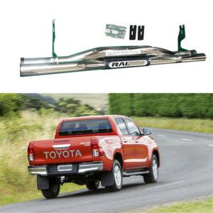 revo rear bumper