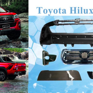 Hilux rocco accessories