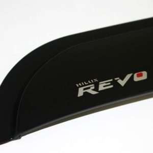 sun visor black for hilux revo