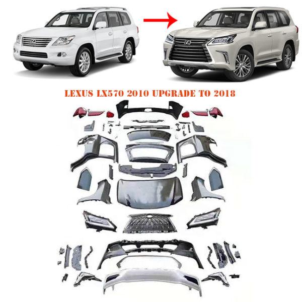 LX 570 2010 UPGRADE TO 2018